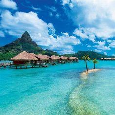 This one is definitly on my bucketlist... Bora Bora