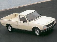 Peugeot 504 Pickup (1972 – 1993).