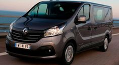 Trafic Combi Renault tuning - http://autotras.com