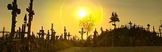 "Hill of Crosses, Lithuania | Lithuania -- Hill Of Crosses,"" Foreign Correspondent, ABC, September ..."