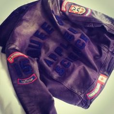 Image result for queen's university vintage blue leather
