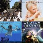 Najbardziej niesamowite okładki albumów muzycznych w historii