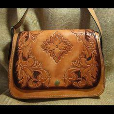 Very beautiful leather handbag...