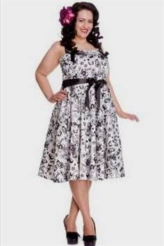 Awesome rockabilly dresses plus size 2017-2018