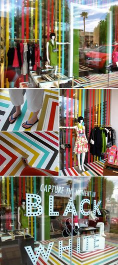 Kate Spade store in Palm Springs courtesy of bigbrightbold - Blog