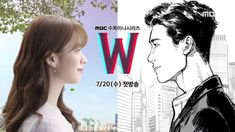 Comic book hero comes to life in W–Two Worlds Lee Jong Suk, Jung Suk, Lee Jung, W Two Worlds Art, Kdrama W, Live Action, Comic Book Heroes, Comic Books, W Korean Drama