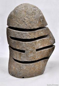 Lampa kamienna River Stone