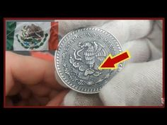 Antiqued Mexican Silver Libertad from a trade with Teddy Jones.