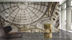 N.O.W. Edizioni dedica alla cità di Milano una collezione di carte da parati dal design sofisticato e senza tempo, disegnate da Pietro Gaeta.