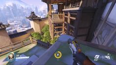 Hanamura Jump Trick - Overwatch We show you a handy spot in the Hanamura map that can be jumped across letting you get the jump on the defending team! For more on Overwatch check out our wiki @ http://ift.tt/1sDfWv8 June 02 2016 at 11:31PM  https://www.youtube.com/user/ScottDogGaming