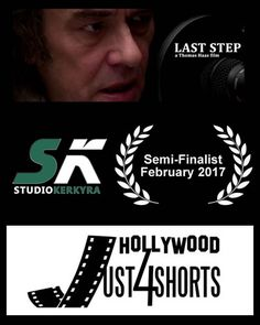 All the way from Pentati, Studio Kerkyra has made semi-finalist in the Los Angeles Hollywood Film Festival with their recent short film production Last Step. We would like to congratulat Los Angeles Hollywood, Corfu, Short Film, Film Festival, Studio, Studios, Studying