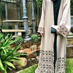 thameenonline.wix.com/thameen Arab Fashion, Muslim Fashion, Modest Fashion, Abaya Pattern, Beautiful Hijab, Muslim Women, Modest Outfits, Maternity Fashion, Modern Abaya