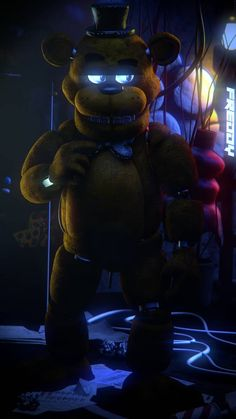 DeviantArt is the world's largest online social community for artists and art enthusiasts, allowing people to connect through the creation and sharing of art. Freddy S, Fnaf Golden Freddy, Five Nights At Freddy's, Fnaf 5, Anime Fnaf, Animatronic Fnaf, Fnaf Wallpapers, 2 Kind, Fnaf Drawings