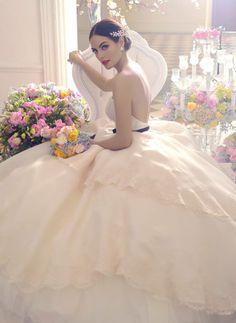 Precios de vestidos de novia benito santos