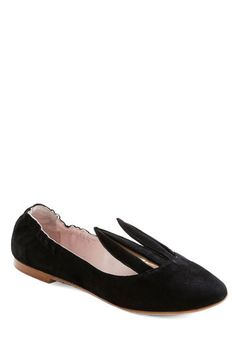 Little Bunny Shoe Shoe Flat, I hate that these are so expensive cause they are amazing! :)