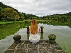 Lagoa das Furnas Sao Miguel Azores