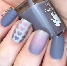 Create lovely nail designs with Heart Nail Stencils. Heart nail art goes with every season. Inside small Heart Nail Stickers can be used for DIY nail art. Love Nails, Pretty Nails, Nagellack Design, Nail Stencils, Valentine Nail Art, Finger, Gradient Nails, Color Nails, Heart Nails