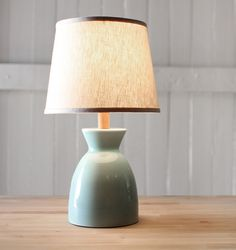 Cute little lampy-lamp // Sullivan Table Lamp by Caravan Pacific at Madesmith