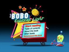 Bobo Explores Light by Game Collage, LLC