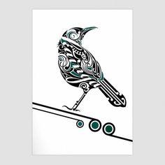 Tui Kainga Art Print