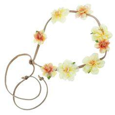 Image of IDA Floral Bandeaux Headband