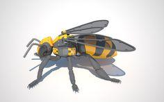 Robot bee