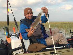 Hobie Kayak Red Fishing