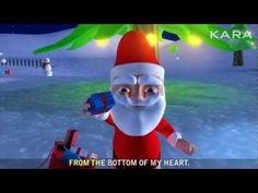 Feliz Navidad | Christmas Song With Lyrics - YouTube