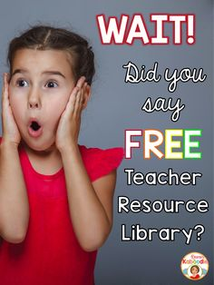 Are you a teacher who wants access to FREE, easy to use products? Do you need additional teacher resources for your students or for your classroom? These are simple to download and there is enough variety in this growing library to serve any elementary teacher!  Get to it.... download your free teaching activities NOW!