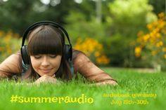 #SummerAudio Audiobook Giveaway