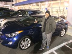 Thanks and Congratulations Anilkumer on your 2013 Certified Pre-owned Hyundai Elantra Limited from Conicelli!