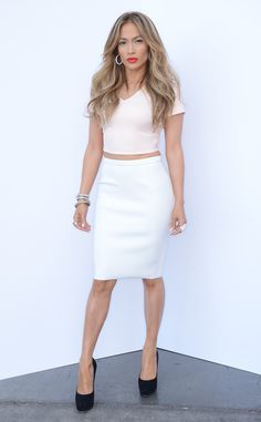 Mix & Match from Jennifer Lopez's American Idol Looks | E! Online