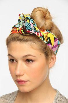 Cult Gaia Munchies Headwrap #urbanoutfitters