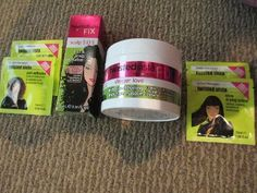 Twisted sista Fix Great Affordable Hair Care Products