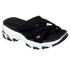 5ec91d4a6af9 A timeless favorite style gets a lightweight comfortable upgrade with the  SKECHERS D Lites -