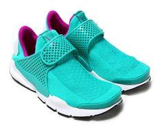 "http://SneakersCartel.com Nike Sock Dart ""Clear Jade"" Coming Soon #sneakers #shoes #kicks #jordan #lebron #nba #nike #adidas #reebok #airjordan #sneakerhead #fashion #sneakerscartel"