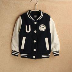 32.00$  Buy now - https://alitems.com/g/1e8d114494b01f4c715516525dc3e8/?i=5&ulp=https%3A%2F%2Fwww.aliexpress.com%2Fitem%2F2014-children-s-spring-clothing-child-baseball-uniform-male-female-child-jacket-top-outerwear-cardigan%2F1711257650.html - 2014 children's spring clothing child baseball uniform male female child jacket top outerwear cardigan