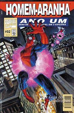 Homem-Aranha - Ano Um  n° 2/Abril | Guia dos Quadrinhos