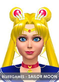 Sailor Moon Crystal | Sailor Moon | SIM - BlueeGames