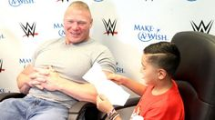 Circle of Champions: Brock Lesnar meets Juan: photos | WWE Community