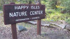 Yosemite Geocaching Part 5 Happy Isles