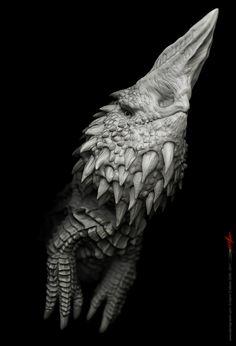 Dragon design 17 by damir-g-martin.deviantart.com