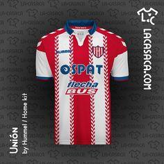 SuperLiga Argentina by Hummel Football Kits, Racing Team, Mens Tops, Cots, Mercedes Benz, Balls, Colours, Football, Buenos Aires Argentina
