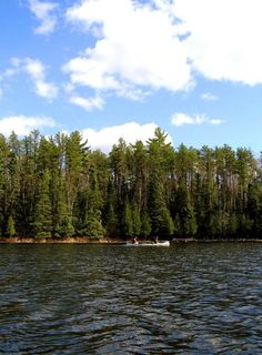 April paddle in the BWCA // Northern Minnesota ~ Sanborn Canoe Company Canoes, Kayaks, Ely Minnesota, Canoe Boat, Boundary Waters, Family Resorts, Surfboards, Paddle, The Great Outdoors