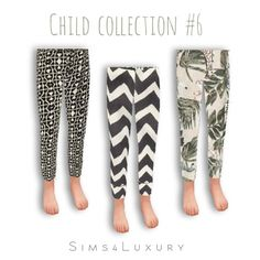 Child collection #6 at Sims4 Luxury via Sims 4 Updates