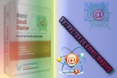 atomic email hunter Search, Boss, Social Networks, Research, Searching