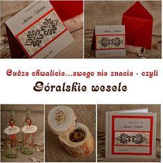 Góralskie zaproszenia  #decorisus #zaproszeniaslubne #zaproszenianaslub #zaproszenia #slub #wesele #folk #polishfolk #wedding #polishwedding #weddings #weddingideas #weddingstyle #party #ludowe #polska #koguty