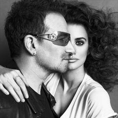 Bono (and Penelope) | Inez van Lamsweerde & Vinoodh Matadin