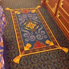 Magic Carpet Rug!! Disney ...