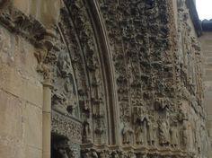 #gotic, #Olite, #medieval church